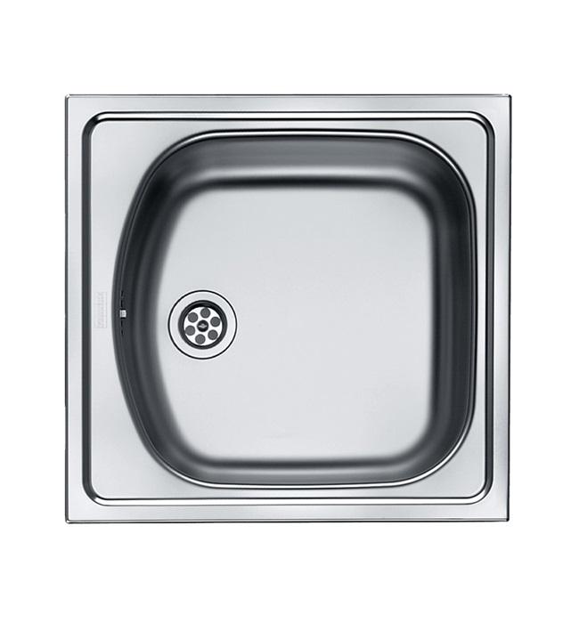 Мойка для кухни из нержавеющей стали Franke Eurostar ETN 610 1010009909 сталь