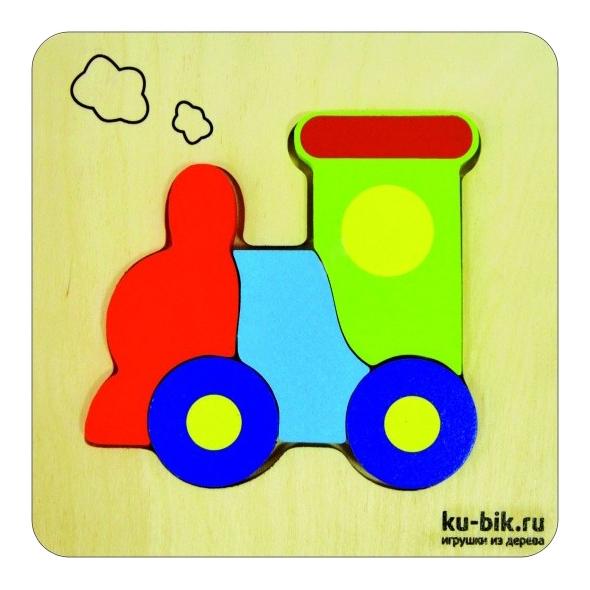 Деревянная игрушка для малышей Alatoys