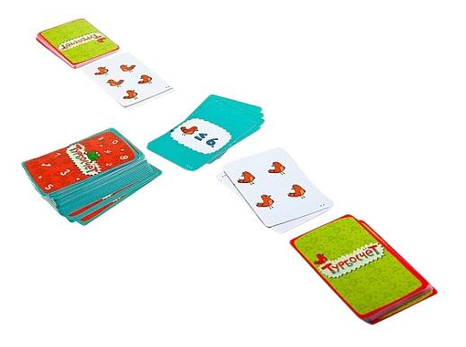 Купить Настольная игра Турбосчёт, Банда Умников, Семейные настольные игры
