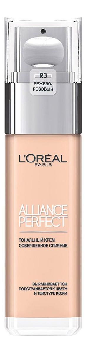 Тональный крем L\'Oreal Alliance Perfect тон R3 Бежевый розовый