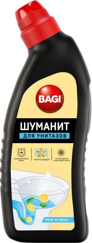 Чистящее средство для унитазов Bagi шуманит