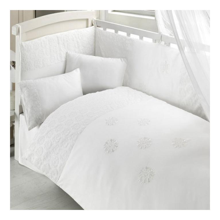Комплект детского постельного белья Bebe Luvicci Elitte 3 предмета
