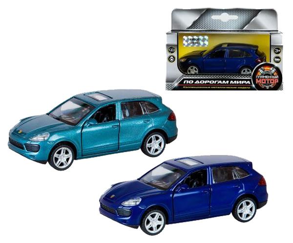 Купить Коллекционная модель Пламенный мотор Porsche Cayenne S 1:43 870129, Коллекционные модели