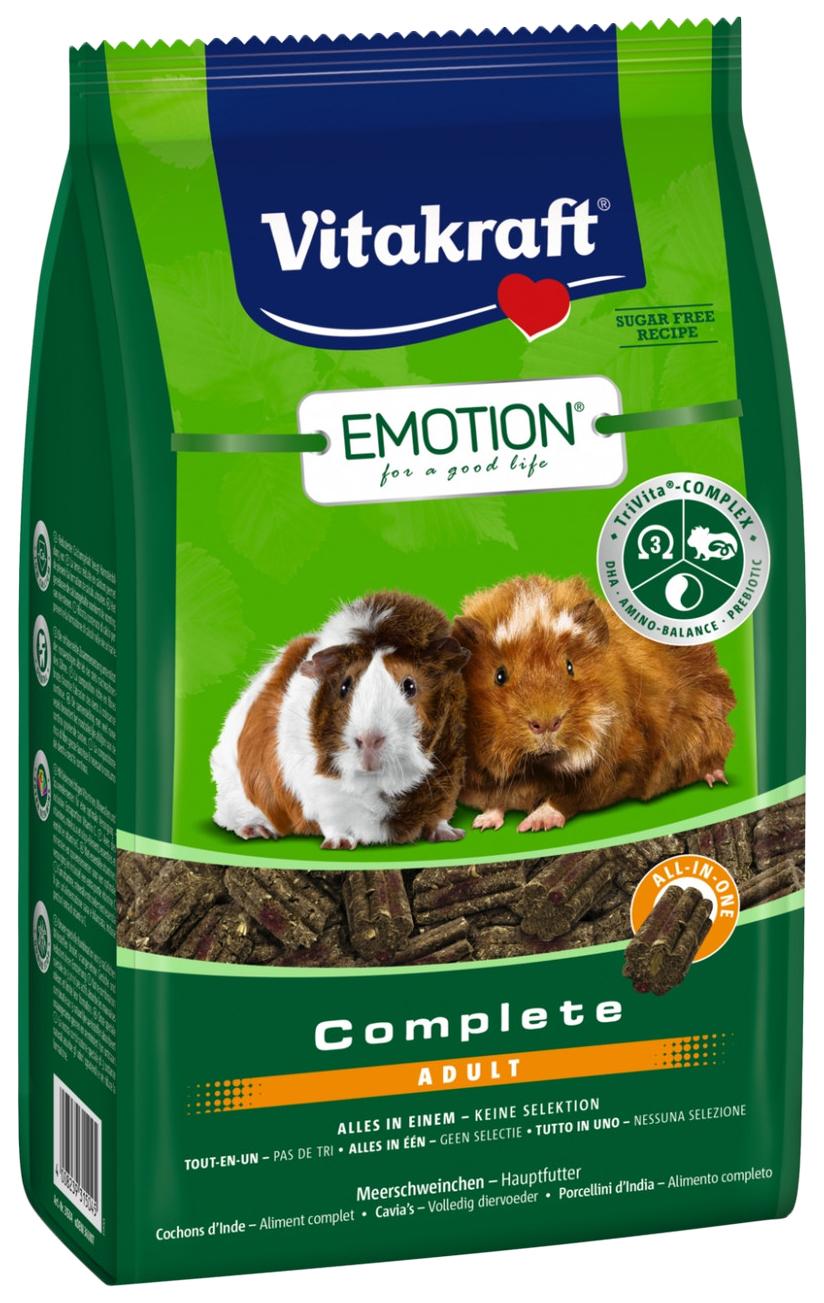 Корм для морских свинок Vitakraft Complete Adult
