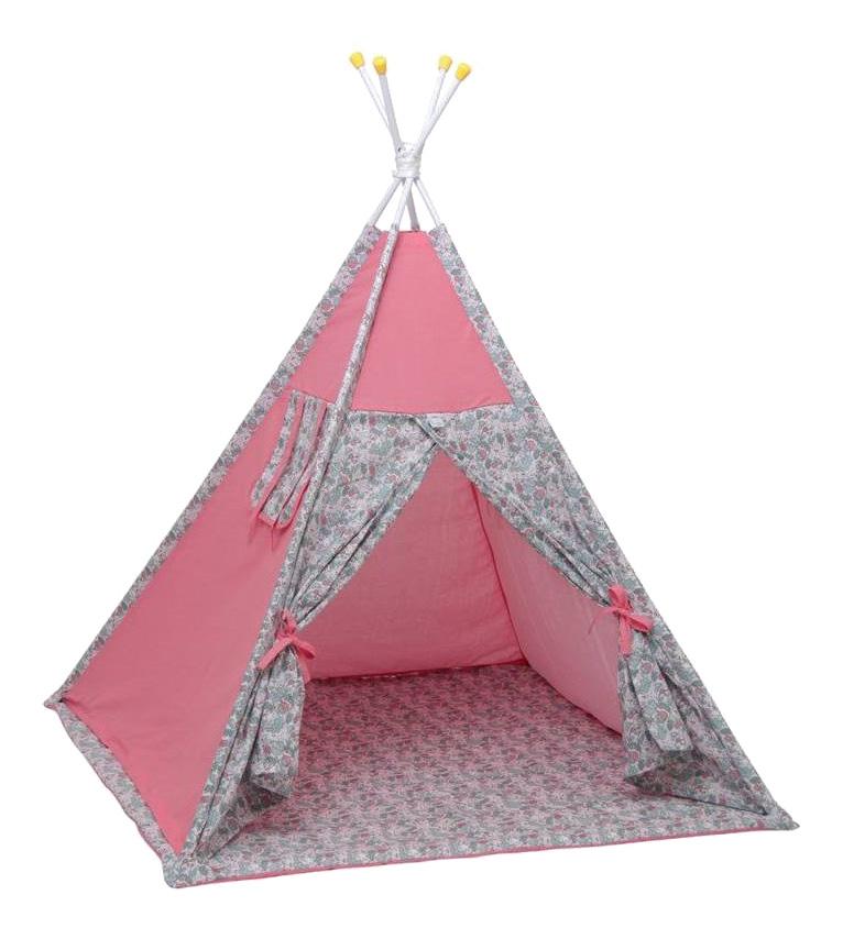 Палатка-вигвам Последний богатырь. Принцесса розовый Polini