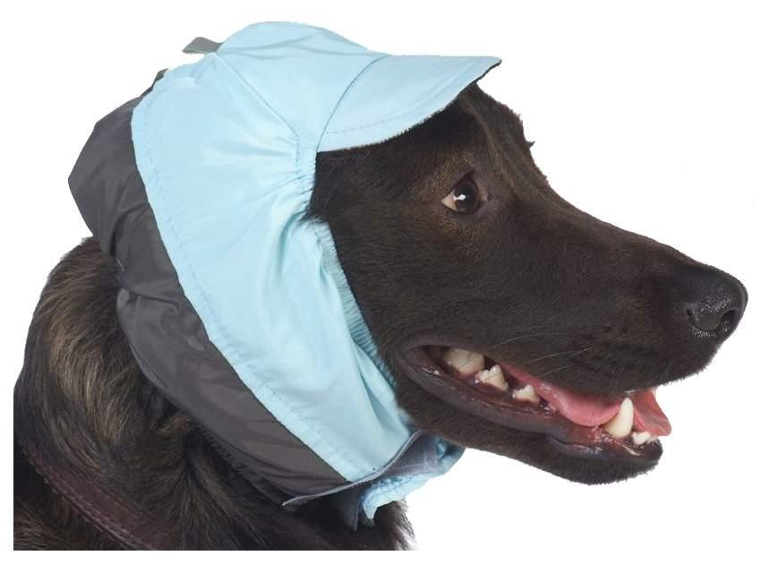 Шапка для собак ТУЗИК №0 холодная, унисекс, плащевка,фланель
