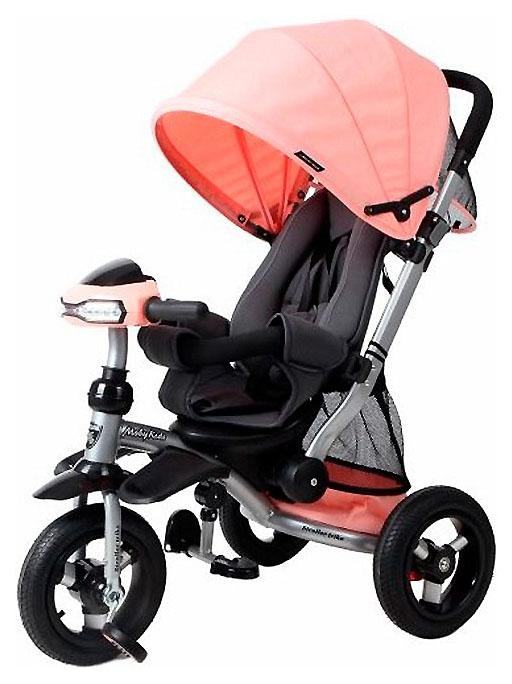 Велосипед-коляска Moby Kids Stroller trike Air Car Персиковый