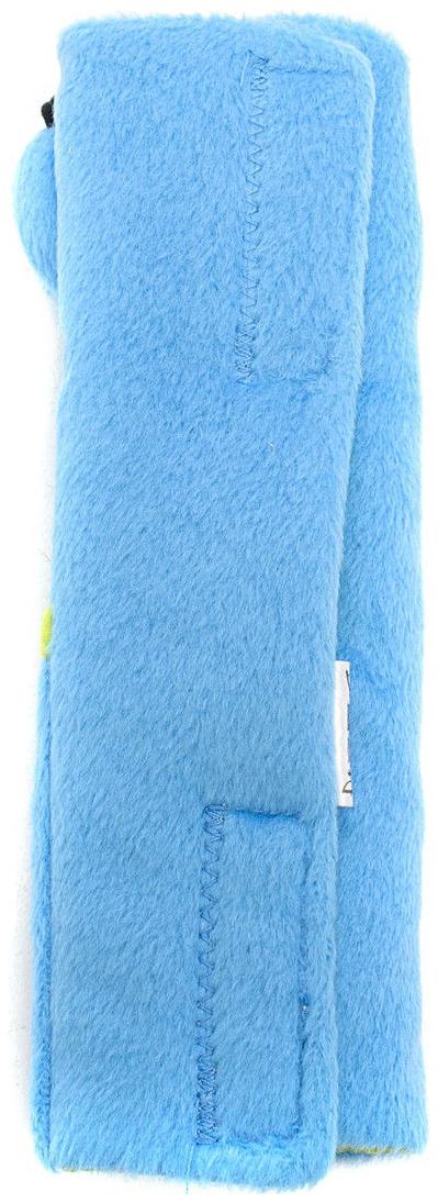 Купить Накладка для ремня безопасности Benbat Бобр BP243 4-8 лет, Накладки на ремень безопасности