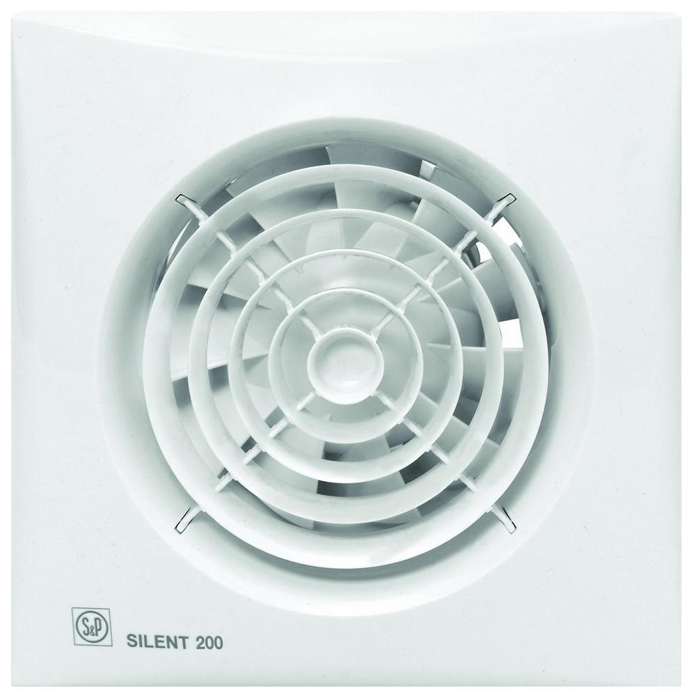 Вентилятор настенный Soler&Palau Silent 200 CRZ