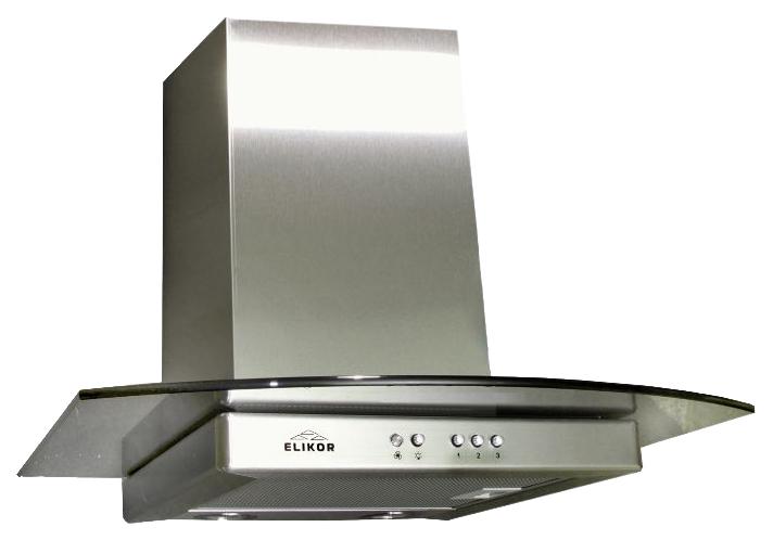 Вытяжка купольная Elikor Кристалл 60Н-430-К3Д Silver