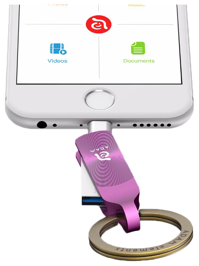USB флешка Adam Elements iKlips Duo+ 32GB