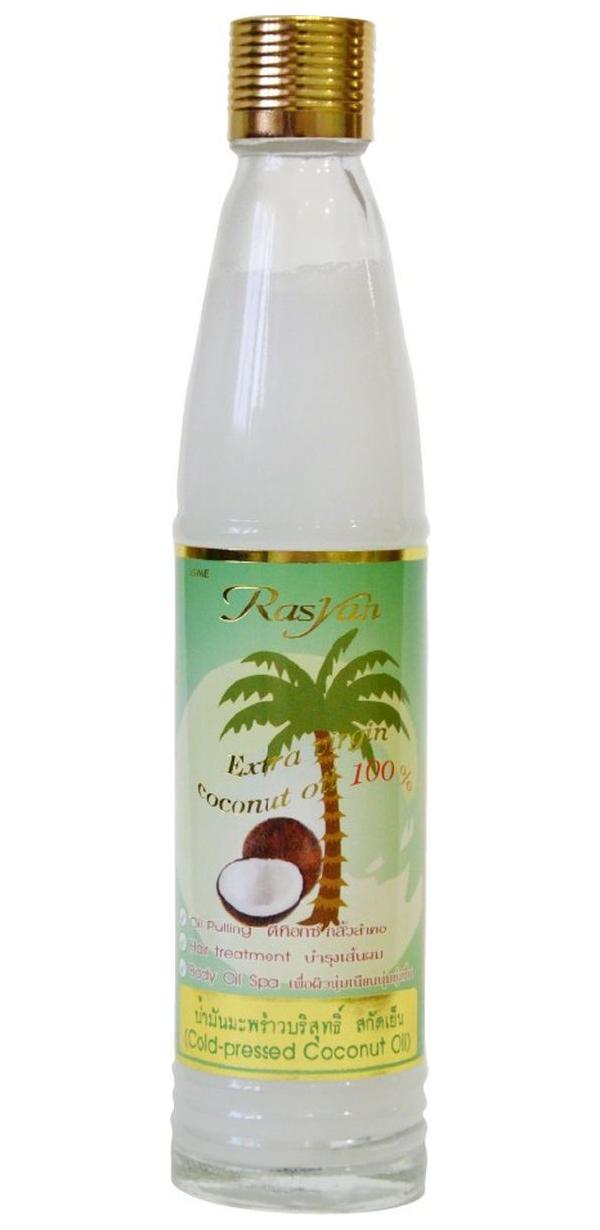 Масло кокосовое Raysan 100%, 100 мл