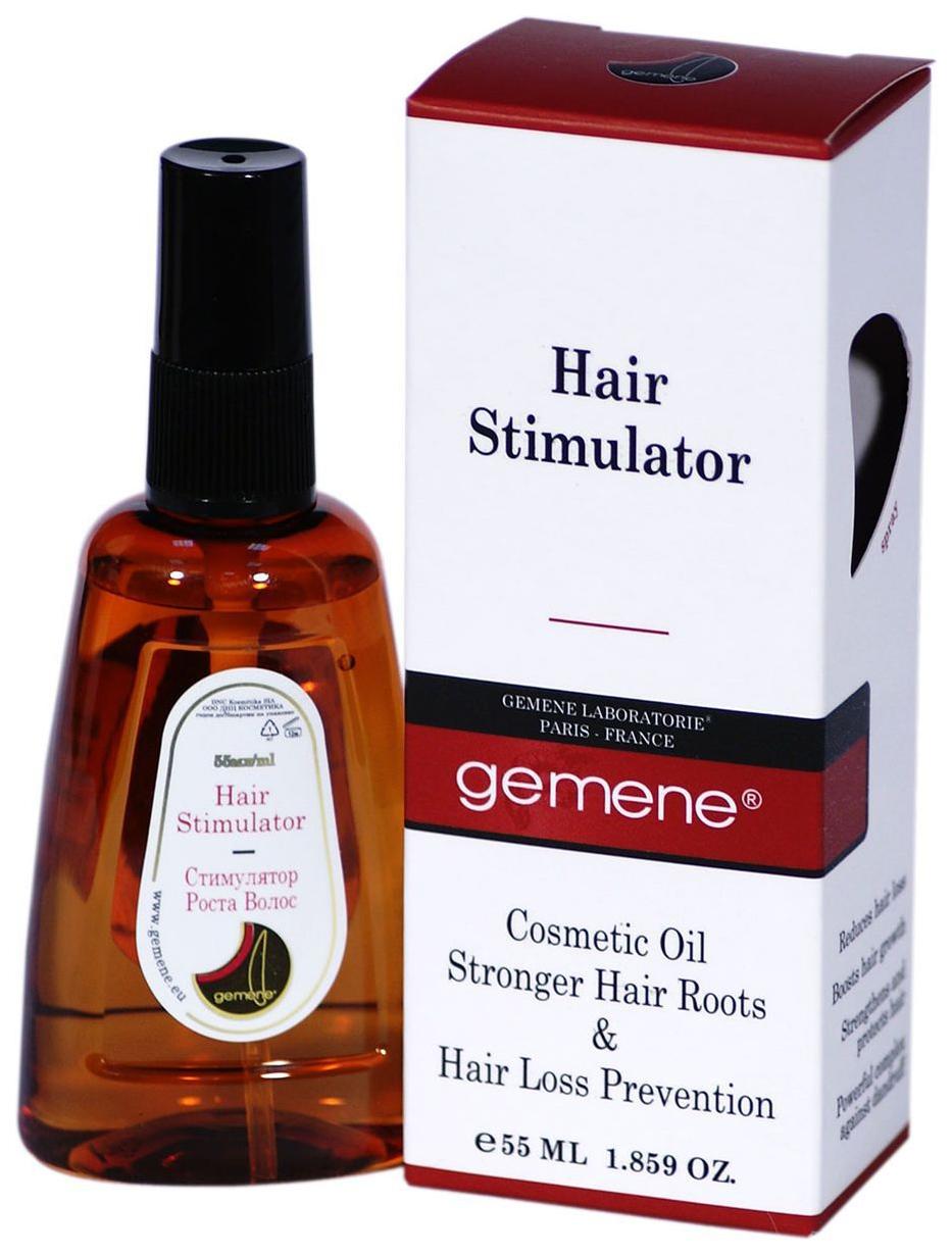 Масло для волос Gemene стимулятор роста 55 мл