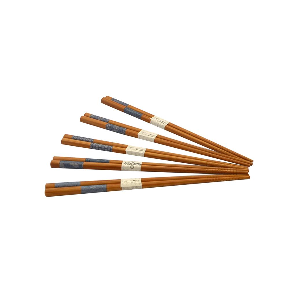 Набор из 5 пар палочек для суши
