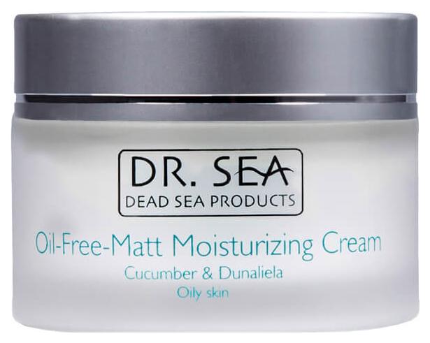 DR. SEA OIL-FREE-MATT MOISTURIZING CREAM