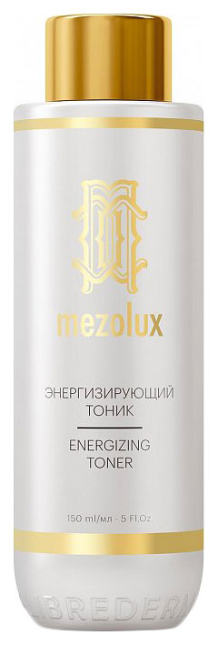 Тоник для лица Librederm Mezolux Energizing 150 мл