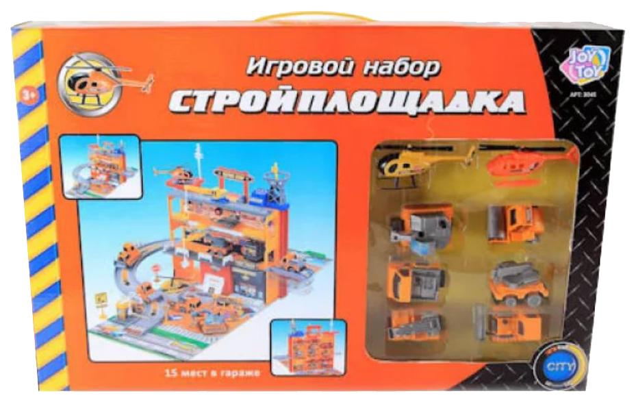 Купить Игровой набор Play Smart Стройплощадка C326-H06020, PLAYSMART, Игровые наборы