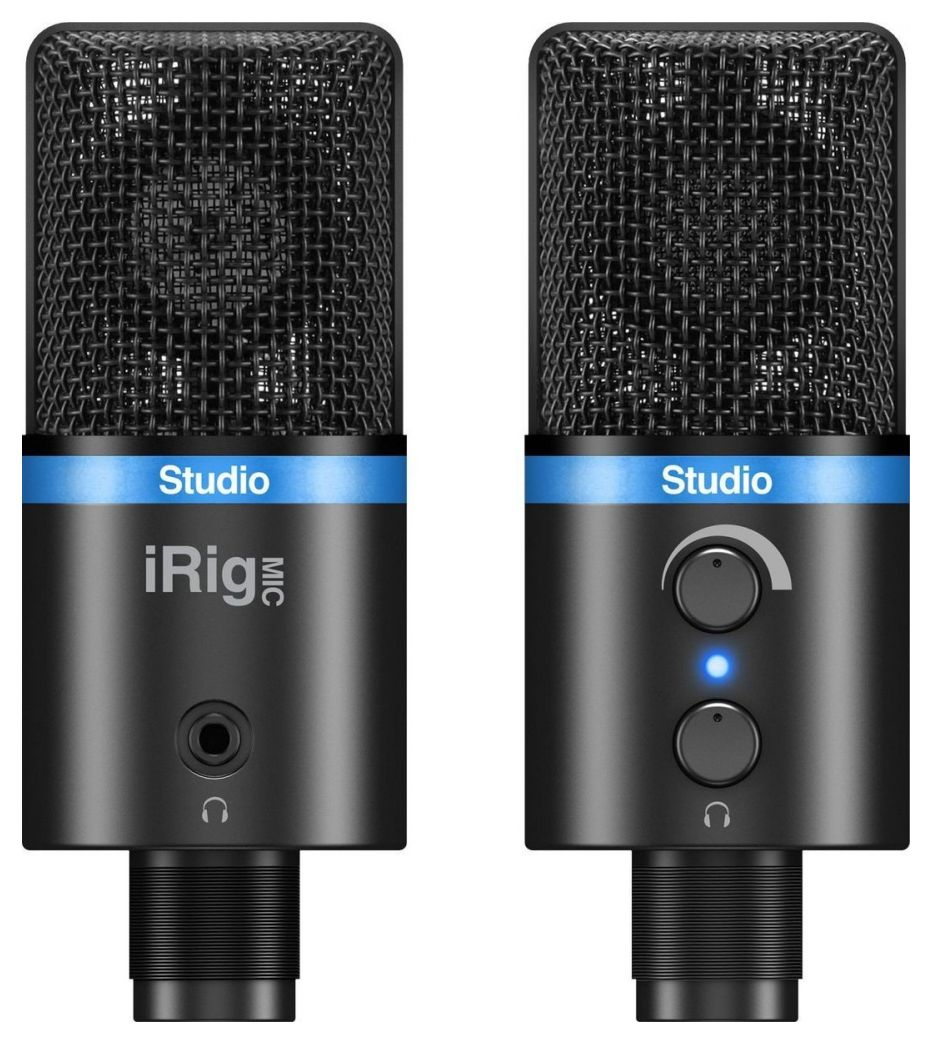 Микрофон IK Multimedia iRig Mic Studio