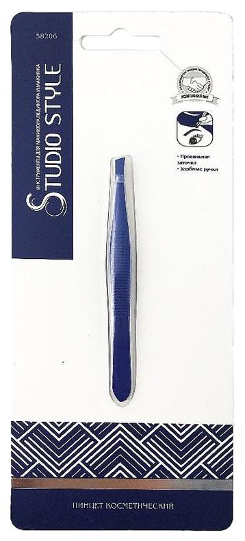 Пинцет косметический Studio Style 45862-4361