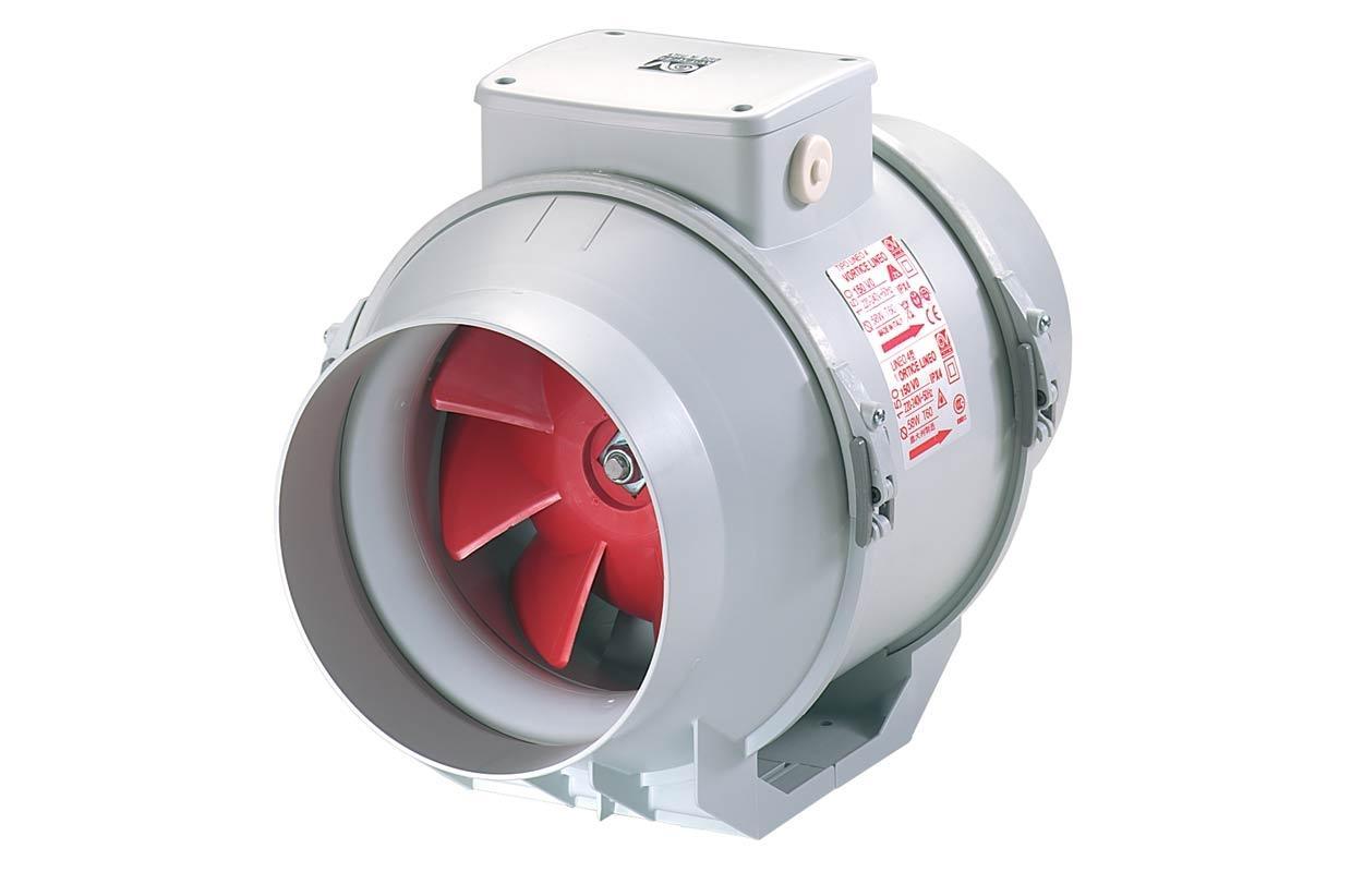Вентилятор вытяжной Vortice Vortice Lineo 150 V0 17003VRT фото