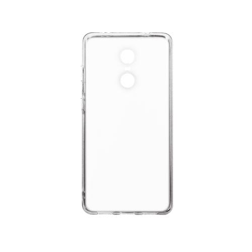 Чехол д/Xiaomi Redmi Note 4x, силикон, прозрачный, Practic, NBP-PC-03-11, Nobby
