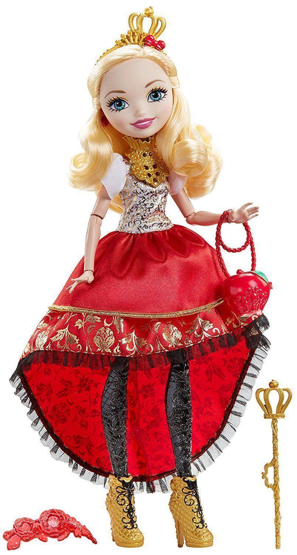 Кукла Ever After High Эппл Вайт Могущественные
