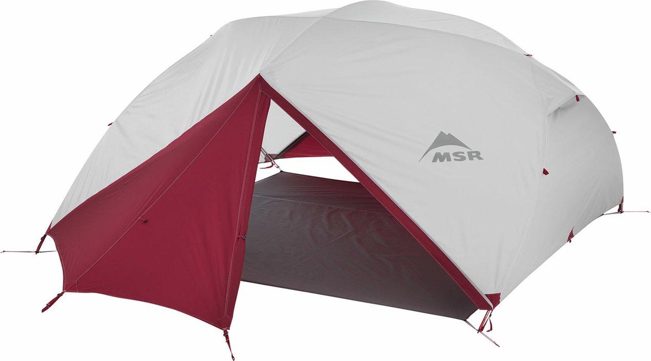 Палатка MSR Elixir 4 серая 4/местная