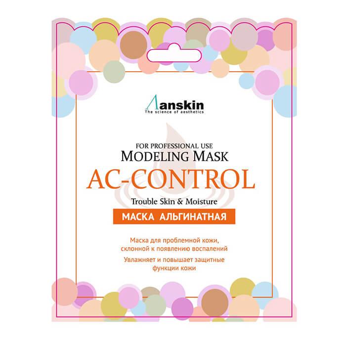 Маска альгинатная для проблемной кожи против акне (саше) AC Control Modeling Mask / Refill