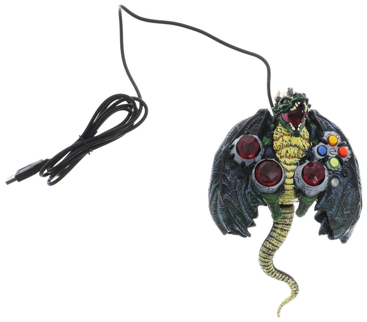 Геймпад DVTech JS66 Horror Dragon Multicolored