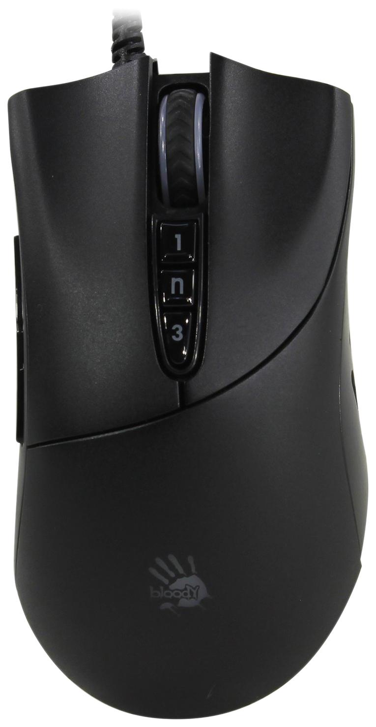 Игровая мышь A4Tech Bloody P30 Pro Black