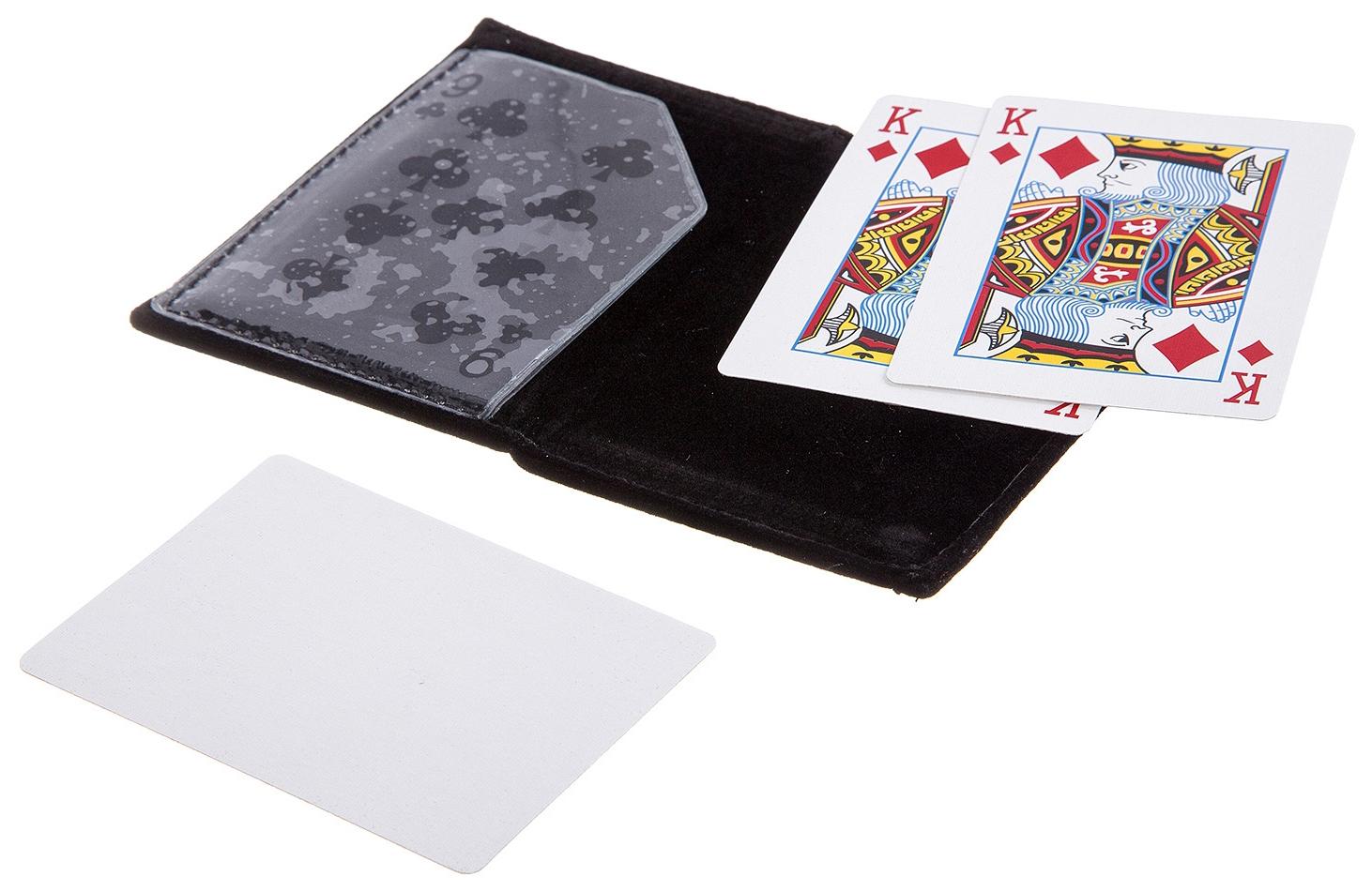 Купить Фокусы от Bondibon, Магический складной чехол, арт 21028, Наборы для фокусов