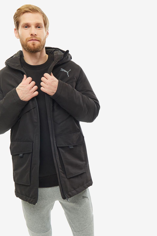 Куртка мужская PUMA 58001101 черная M