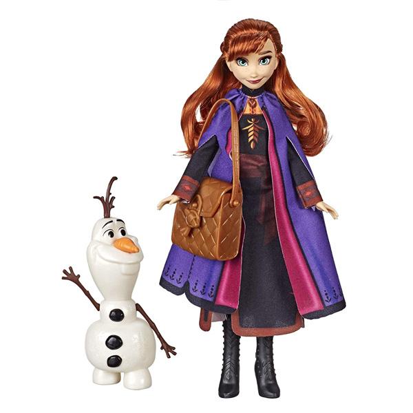 Купить Кукла Hasbro Disney Princess Холодное Сердце 2 Анна с аксессуарами, Классические куклы