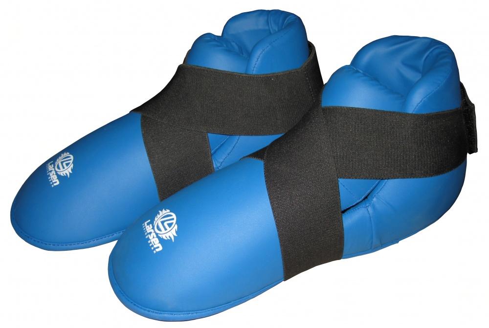 Защита стопы (футы) Larsen PS 1001 синий XL(406)