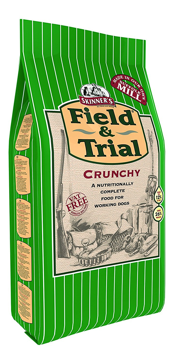 SKINNER  FIELD #AND# TRIAL CRUNCHY
