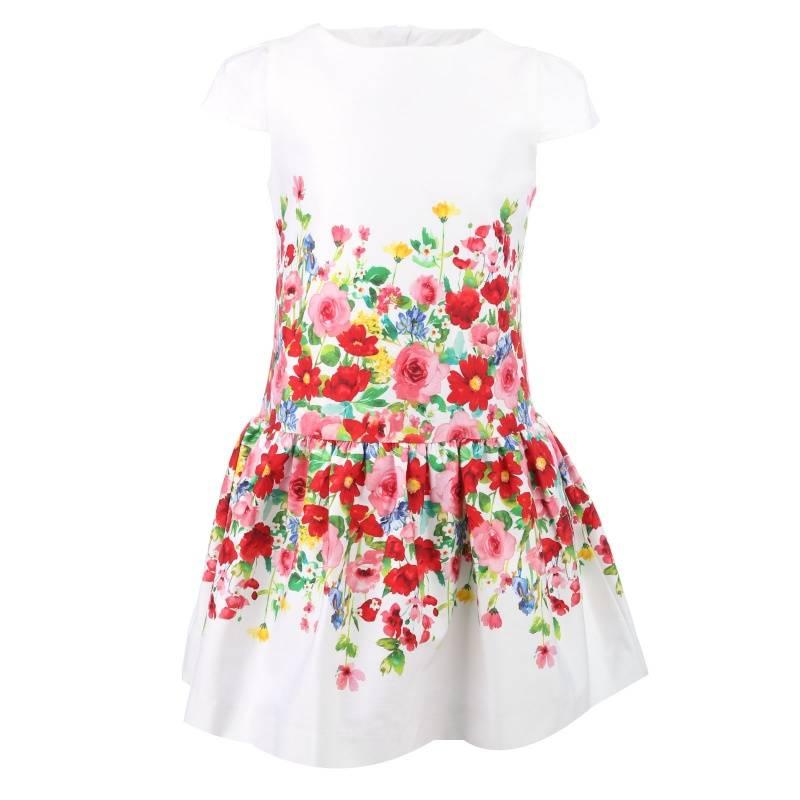 Купить Платье MAYORAL, цв. красный, 134 р-р, Детские платья и сарафаны