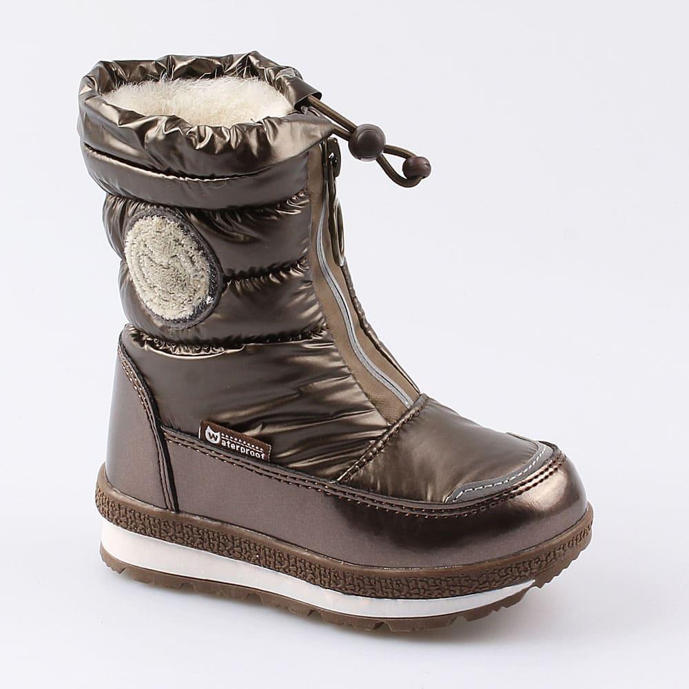 Мембранная обувь для девочек Котофей, 23 р-р