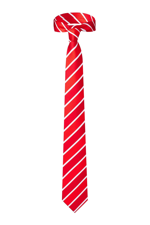 Галстук мужской Signature 204347 красный