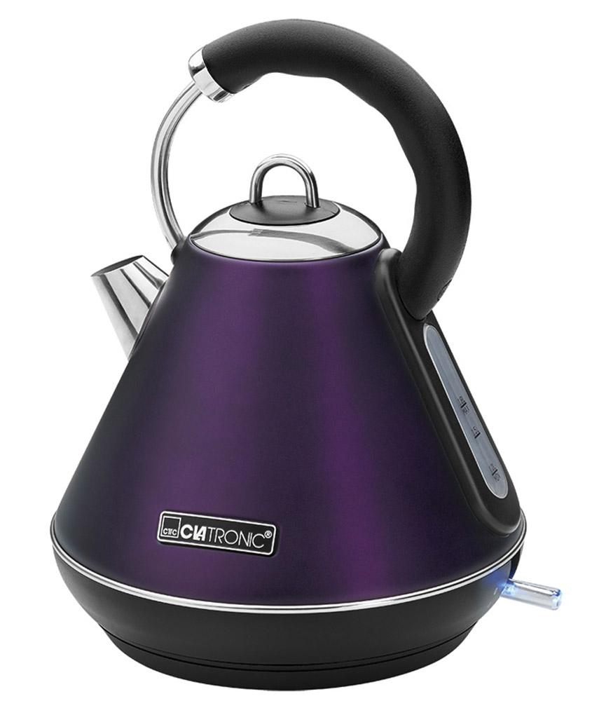 Чайник электрический Clatronic WKS 3625 Purple