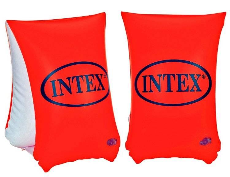 Нарукавник большой Intex 58641, 6 12 лет