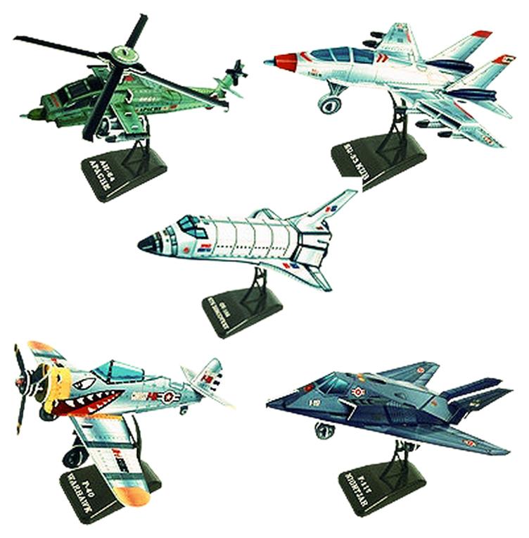 Пазл Shenzhen Toys Авиация на подставке