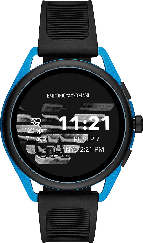 Смарт-часы Emporio Armani Matteo Black/Blue (ART5024)