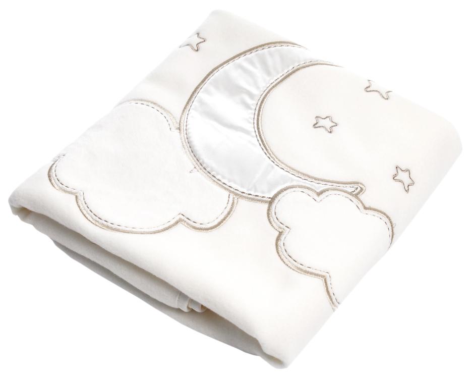 Купить Покрывало FUNNABABY Luna Elegant (Фаннабэби Луна Элегант) флисовое 75*110см, Детские покрывала