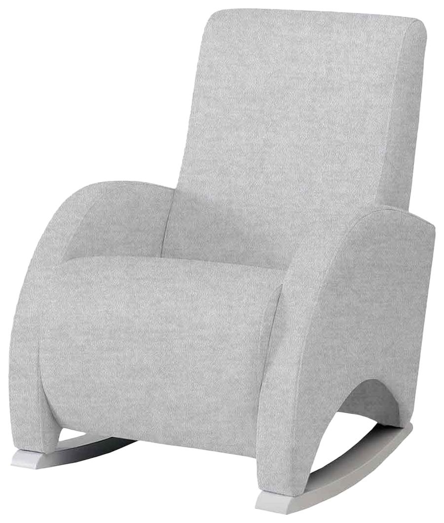 Купить Кресло-качалка Micuna (Микуна) Wing/Confort white/soft grey, Детские стульчики