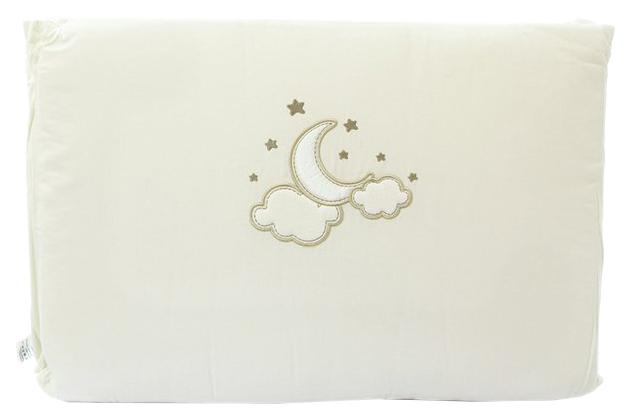 Купить Бортик FUNNABABY Luna Elegant (Фаннабэби Луна Элегант) короткий для кровати 120*60 см, Бортики в кроватку для новорожденных