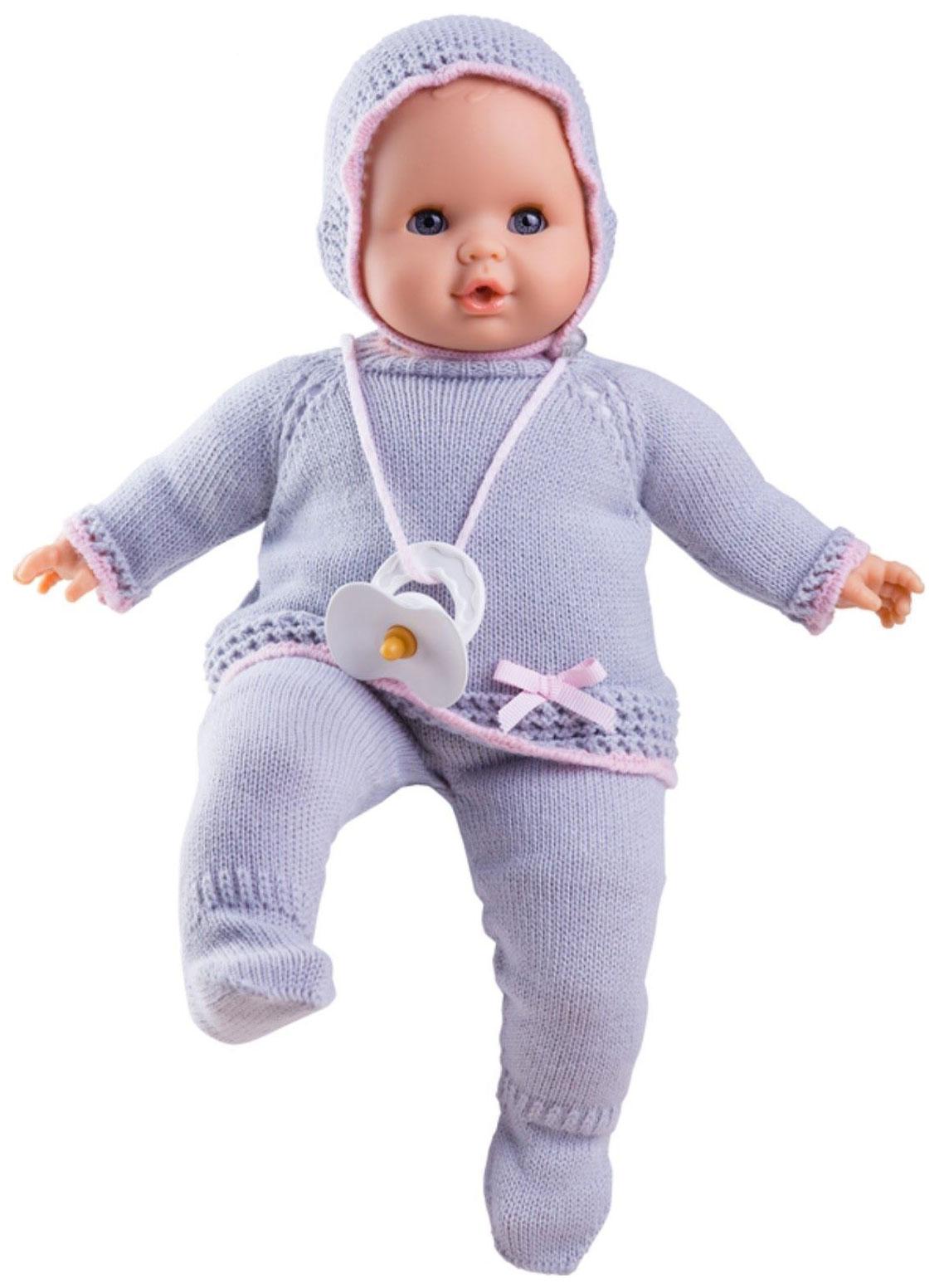 Купить Кукла Paola Reina Соня, озвученная 36 см, Классические куклы