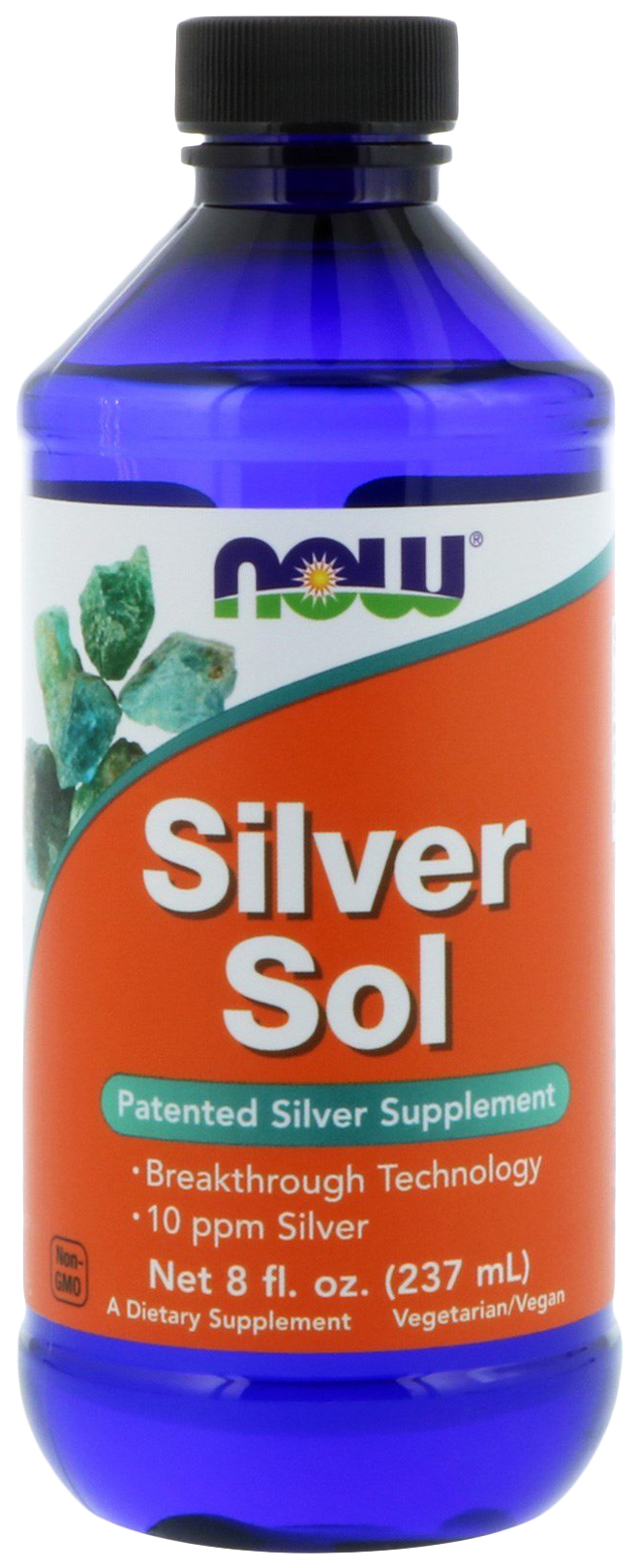 Silver Sol Now Коллоидное серебро 237 мл