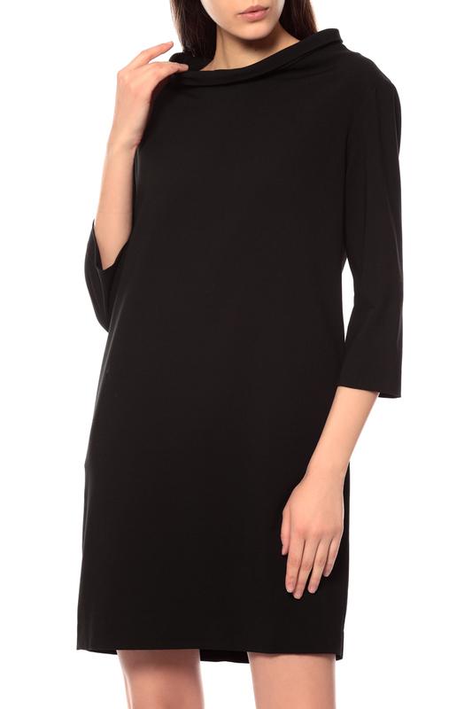 Платье женское BRIAN DALES AW551 JK3681.004 черное 40 IT фото