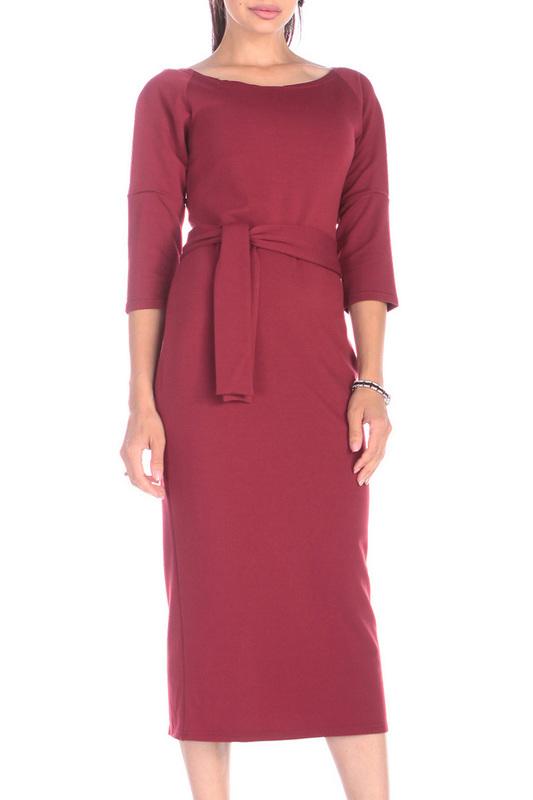 Платье женское Rebecca Tatti RR730_7DV красное XS