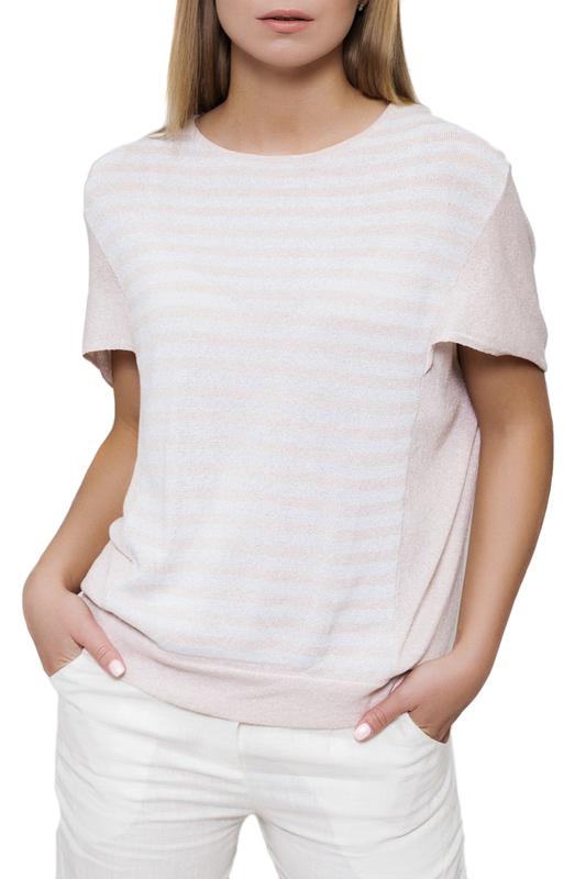 Блуза женская Alpecora С.18.15.05.I1 розовая 56 IT Alpecora   фото